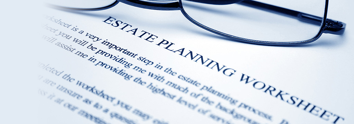 Finally Ready to Face Estate Planning