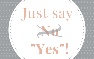 "Say ""Yes"" Instead"